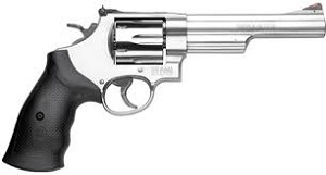 "SMITH & WESSON 629 44 MAGNUM 6"" AS IL STAINLESS 6 ROUND"