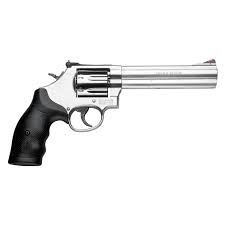 "SMITH & WESSON 686+ 357MAG/38+P 6"" AS IL STAINLESS 7 ROUND"